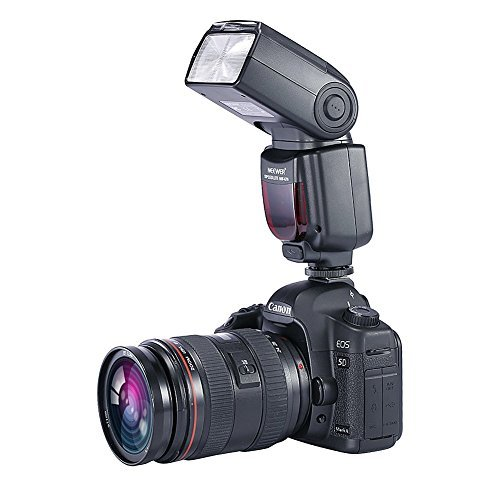 ▷ Neewer NW-670 TTL Flash Speedlite with LCD Display for