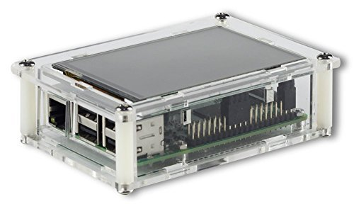▷ UCTRONICS 3 5 Inch SPI TFT LCD Display Kit with Touch