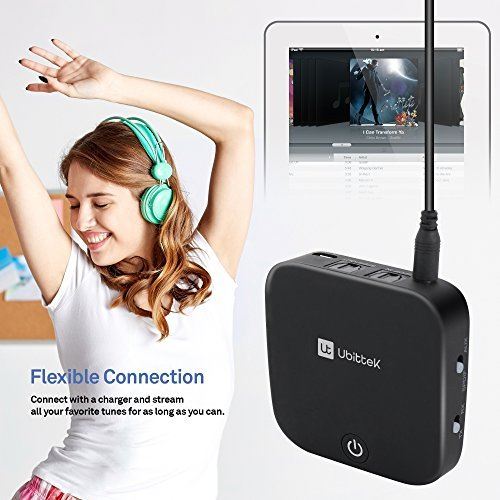 ▷ Ubittek Bluetooth Transmitter and Receiver Digital